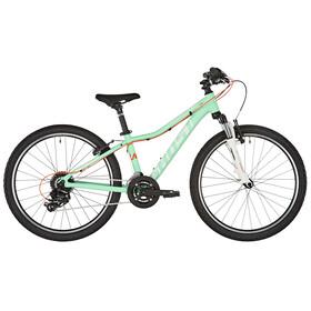 """Ghost Lanao 2.4 AL 24"""" - Vélo enfant - turquoise"""
